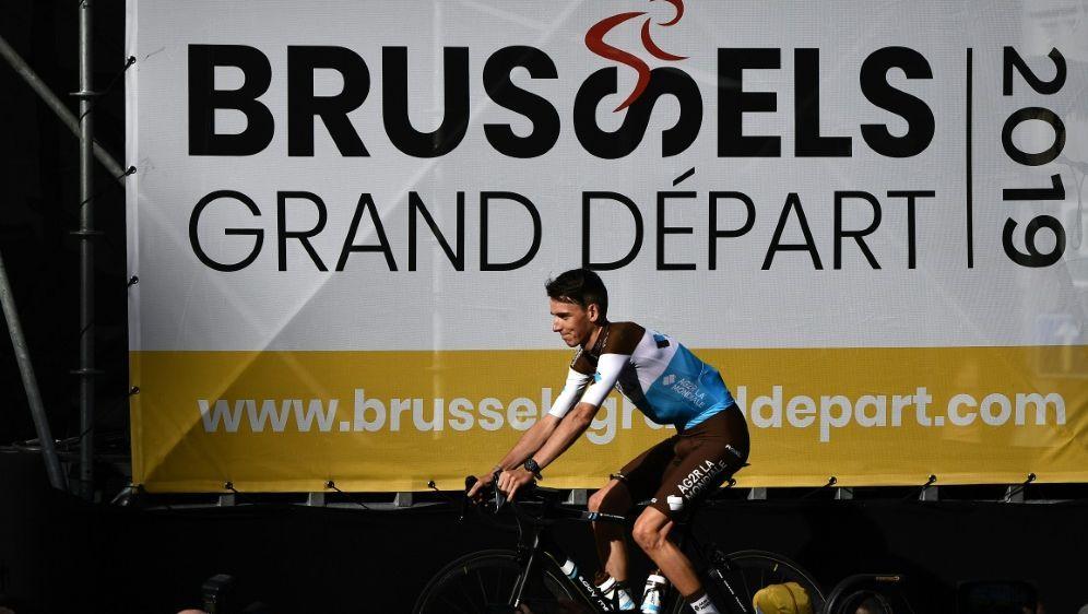 Die Tour de France startet in Brüssel - Bildquelle: AFPSIDJEFF PACHOUD