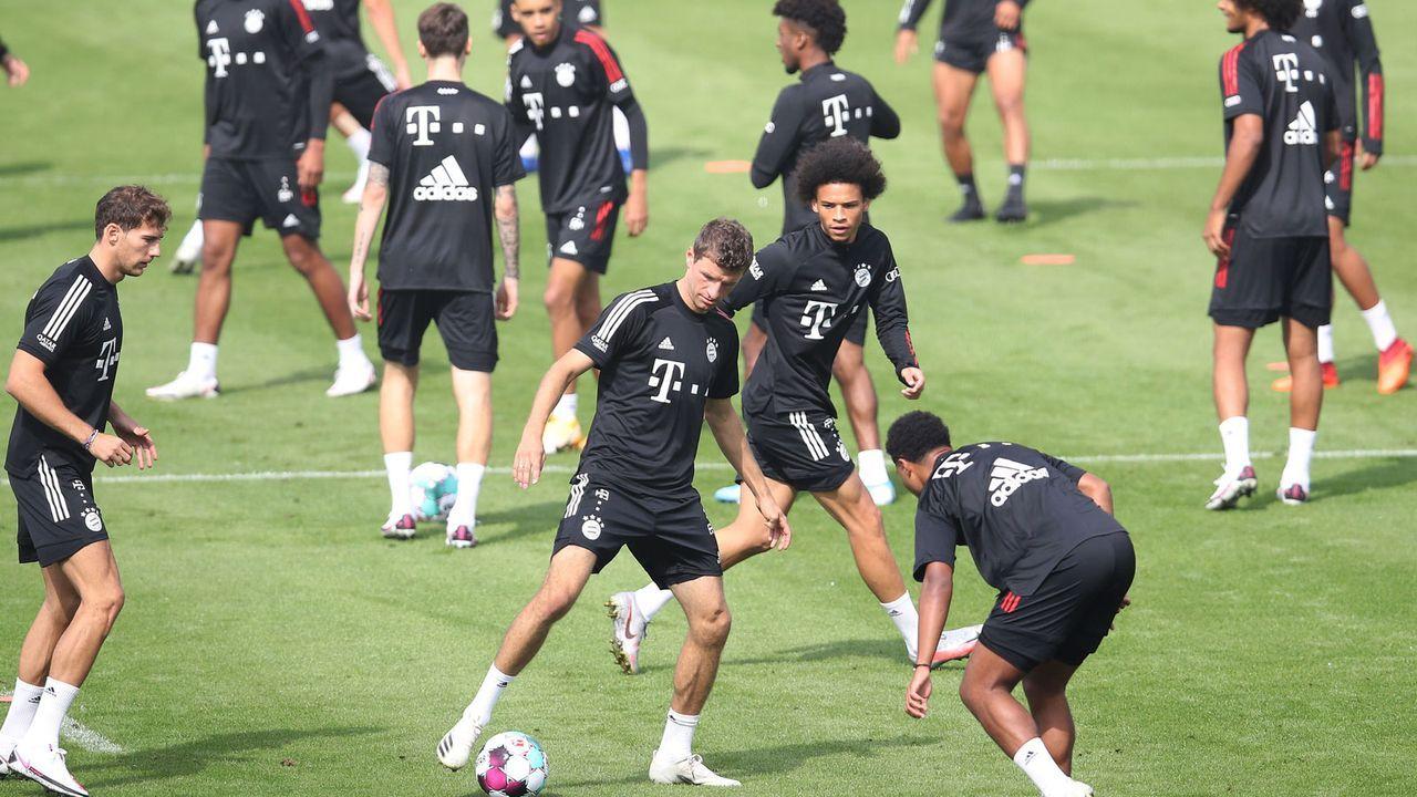 Platz 10: FC Bayern München - Bildquelle: 2020 Getty Images