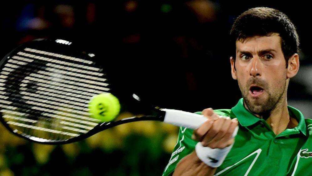 Djokovic prangert Ausschluss von Pella und Dellien an - Bildquelle: AFPSID-