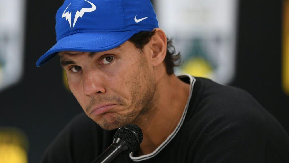 Rafael Nadal tauscht erneut Tennis- gegen Golfschläger - Bildquelle: AFPSIDCHRISTOPHE ARCHAMBAULT