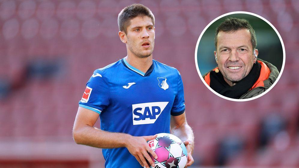 Kramaric traf gegen Bayern doppelt - Bildquelle: AFPSIDDANIEL ROLAND