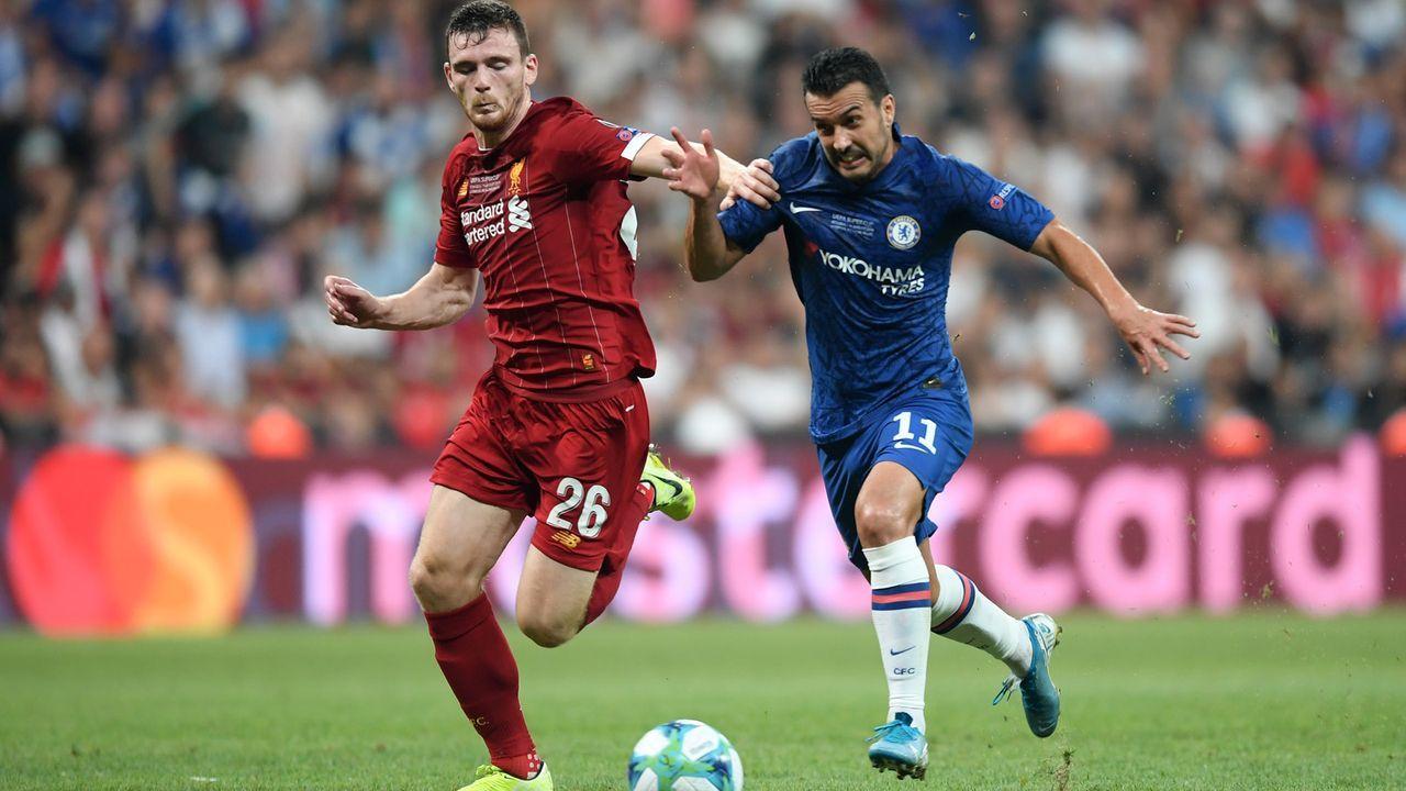 UEFA Supercup: Liverpool und Chelsea in der Einzelkritik - Bildquelle: getty