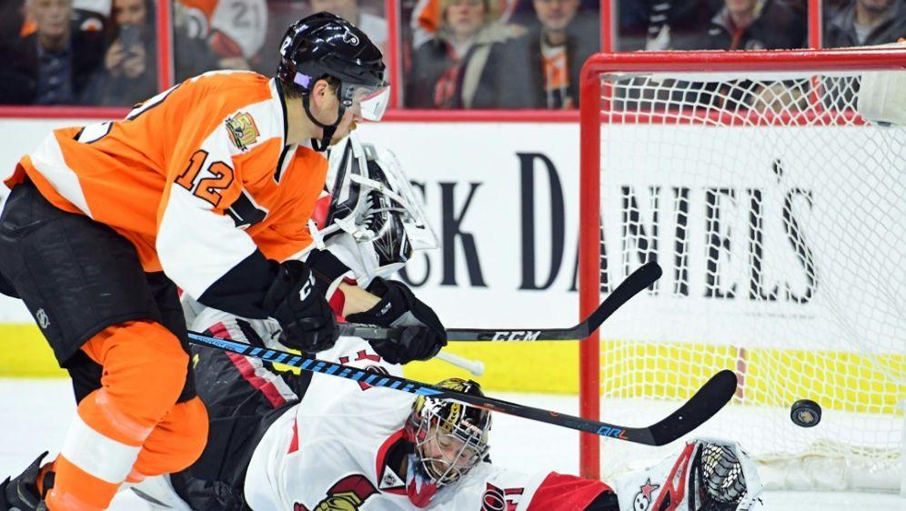 NHL: Österreicher Raffl verlängert in Philadelphia - Bildquelle: PIXATHLONPIXATHLONSID