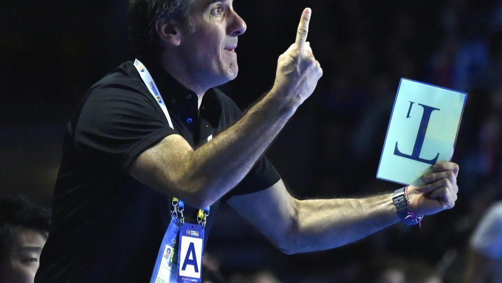 Carlos Ortega holte mit Hannover ein Unentschieden - Bildquelle: AFPSIDLOIC VENANCE