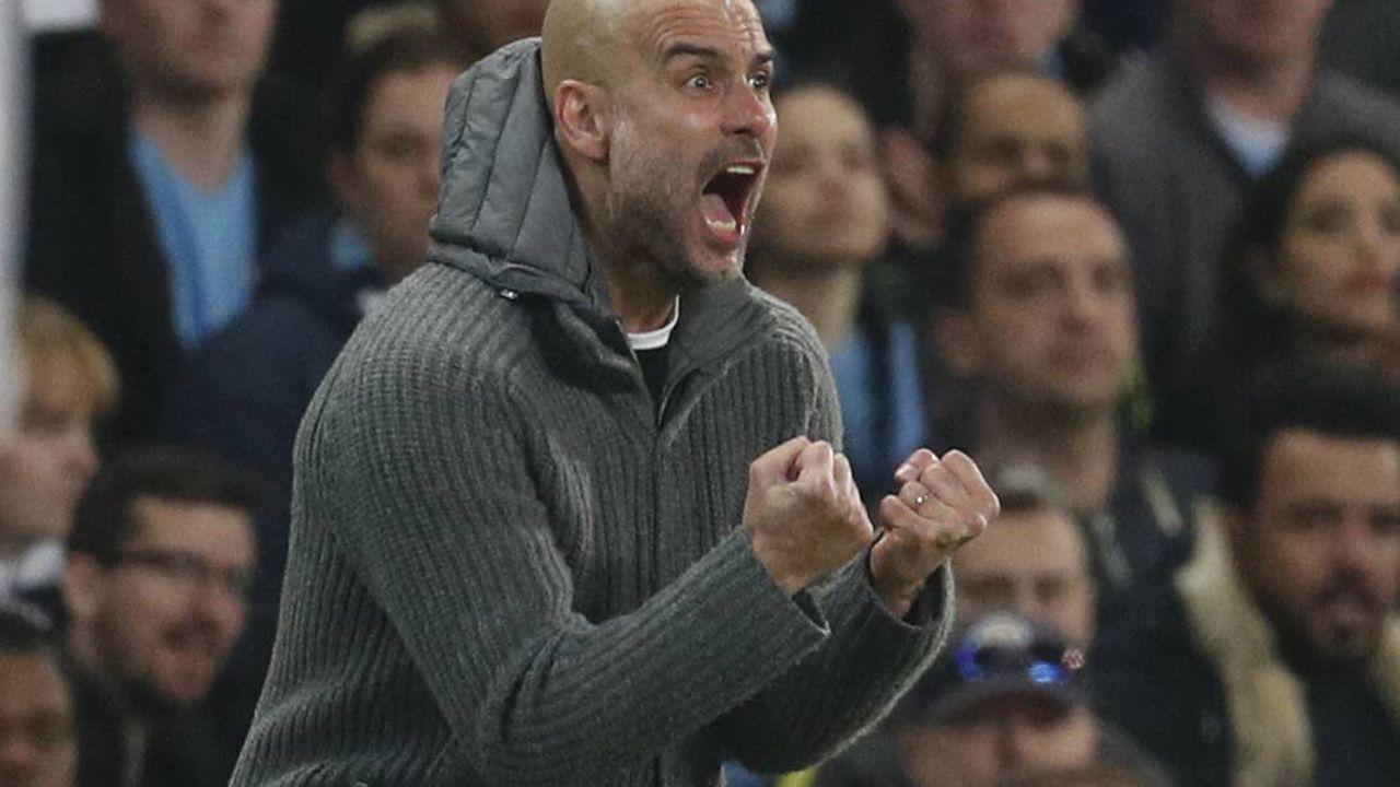 Manchester City - Tottenham Hotspur 4:2 - Bildquelle: imago images / Sportimage