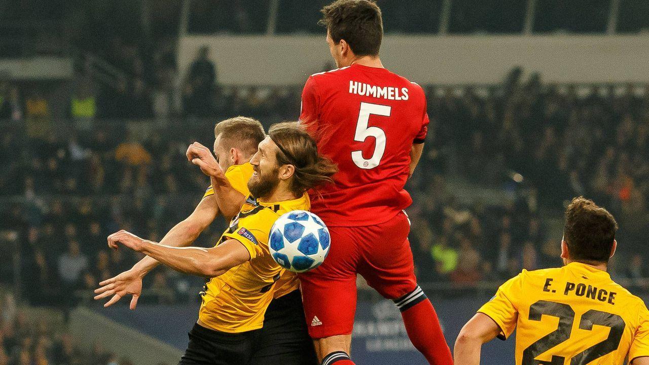 Mats Hummels - Bildquelle: imago