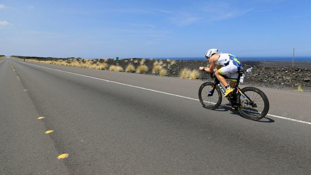 Auf Hawaii nicht zu stoppen: Patrick Lange - Bildquelle: GETTY IMAGES NORTH AMERICAGETTY IMAGES NORTH AMERICASIDSean M. Haffey