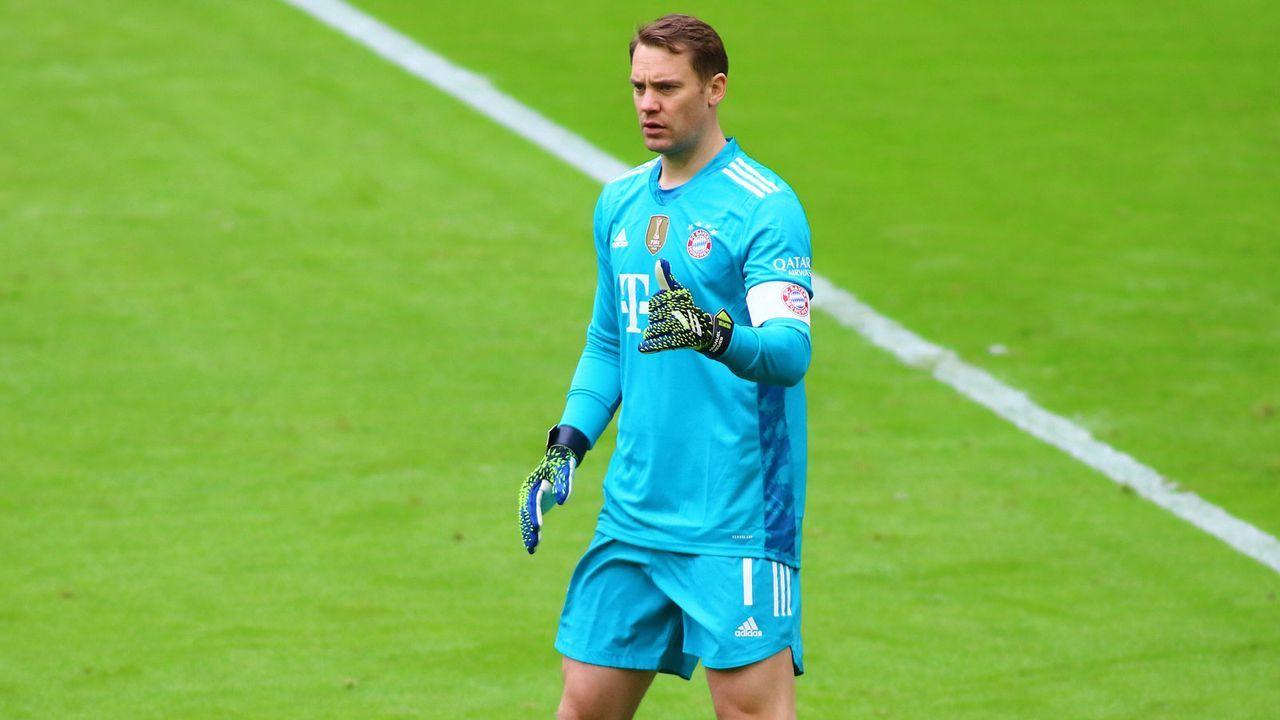 Manuel Neuer - Bildquelle: Imago Images