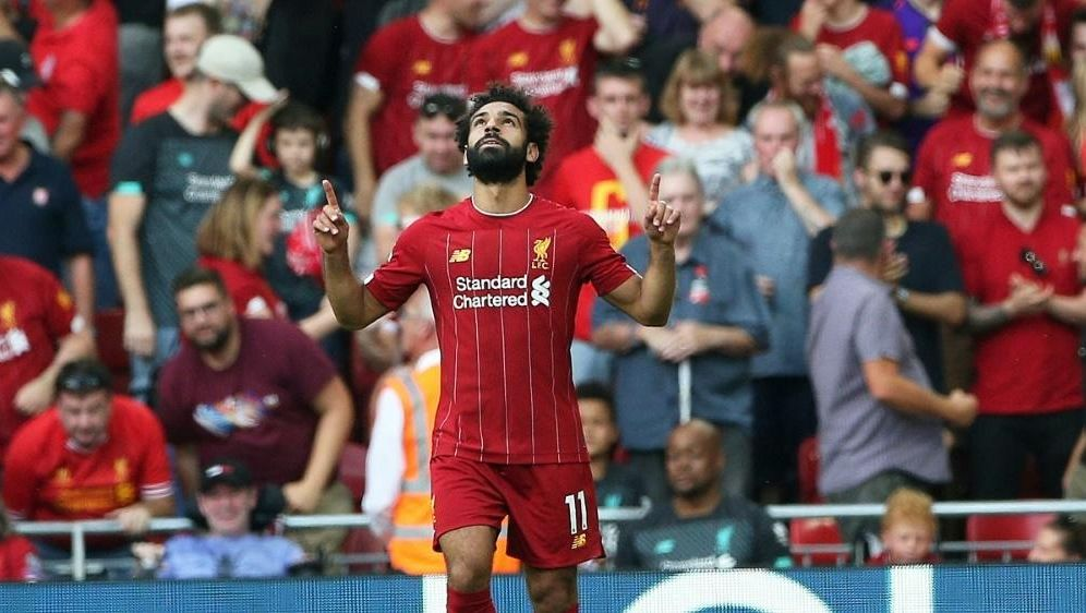 Besorgte den Liverpooler Siegtreffer: Mohamed Salah - Bildquelle: FIROFIROSID
