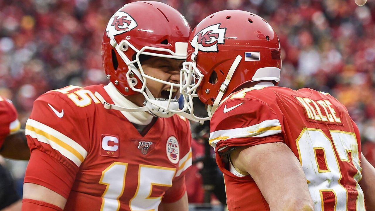 """Travis """"Kel-see"""" schockt Kansas City Chiefs mit verrücktem Geständnis - Bildquelle: imago images/ZUMA Press"""