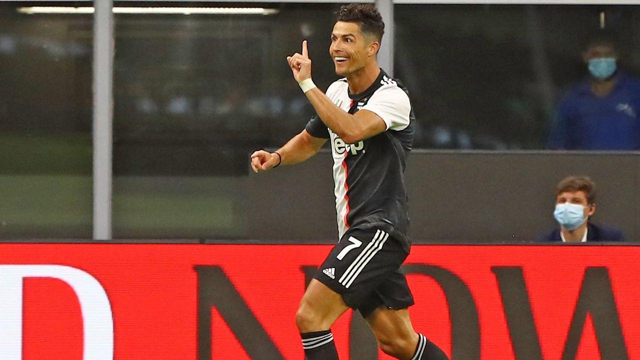 Juventus Turin - Bildquelle: 2020 Getty Images