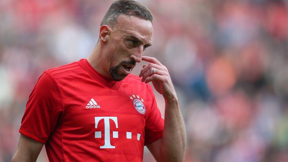 Ribery wurde ein Vertrag über zwei Jahre angeboten - Bildquelle: Getty