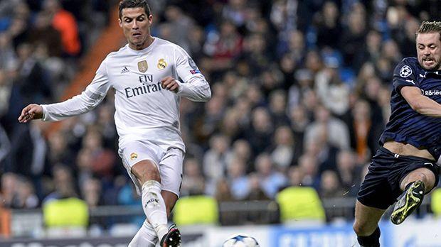 Cristiano Ronaldo - Bildquelle: imago/Marca