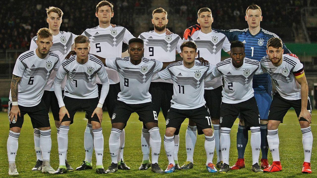 Die U21 der Zukunft - Bildquelle: imago images / Jan Huebner