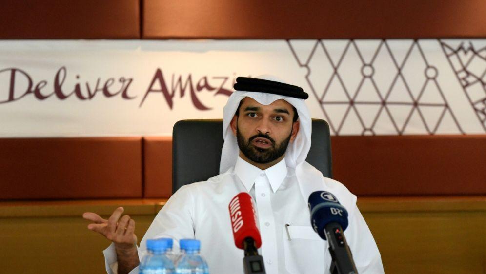 Hassan al Thawadi ist für die WM 2022 bereit - Bildquelle: PIXATHLONPIXATHLONSID