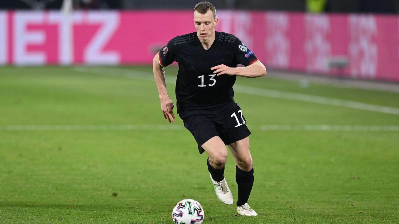 Abwehr: Lukas Klostermann (RB Leipzig) - Bildquelle: Imago Images