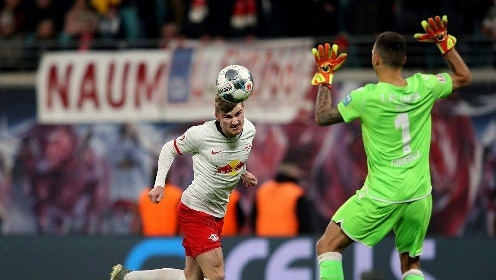 Timo Werner führt RB Leipzig gegen Union Berlin zum Sieg - Bildquelle: AFPSIDRONNY HARTMANN
