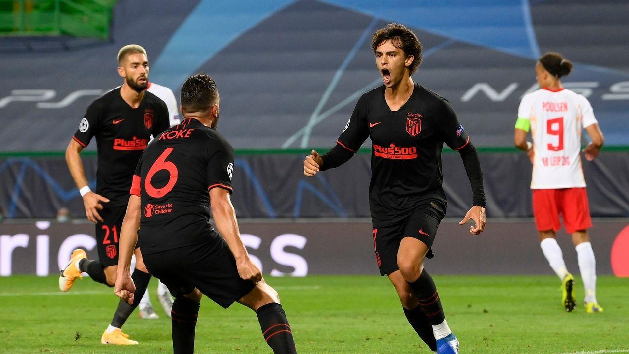 Platz 3: Atletico Madrid - Bildquelle: getty
