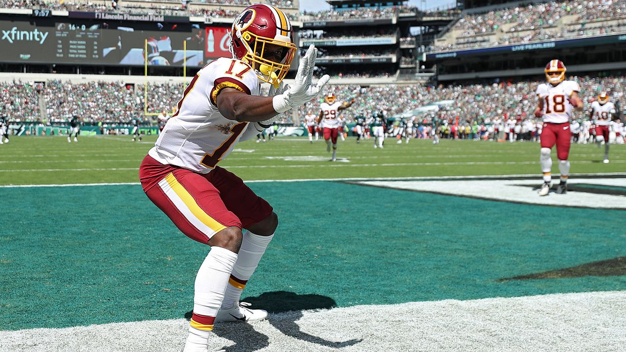 Terry McLaurin (Washington Redskins) - Bildquelle: 2019 Getty Images