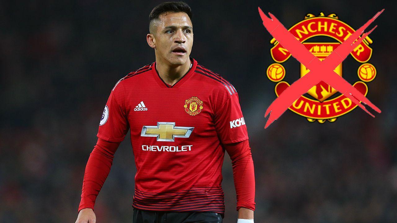 Alexis Sanchez (Manchester United) - Bildquelle: 2018 Getty Images