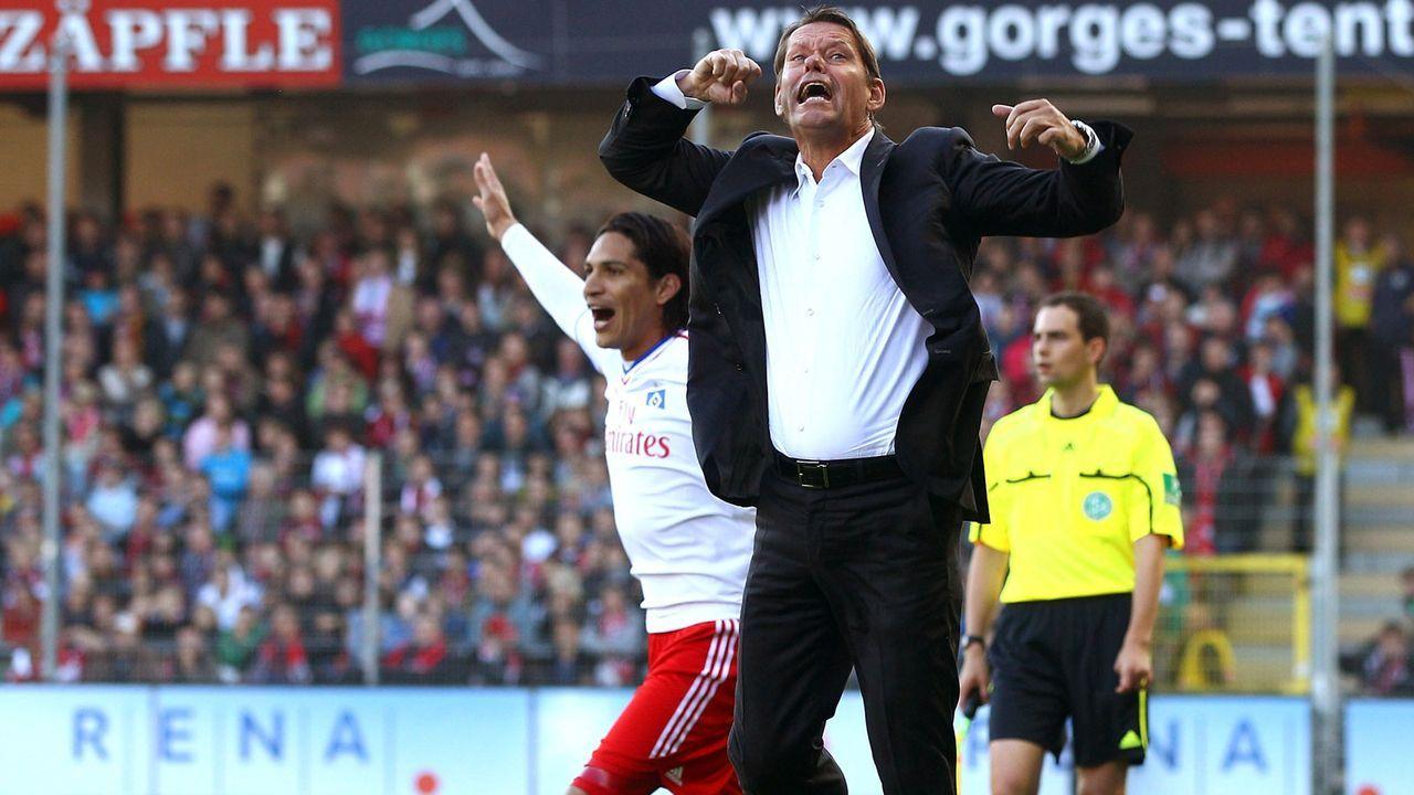 Frank Arnesen (10.10.2011 bis 16.10.2011) - Bildquelle: Getty Images
