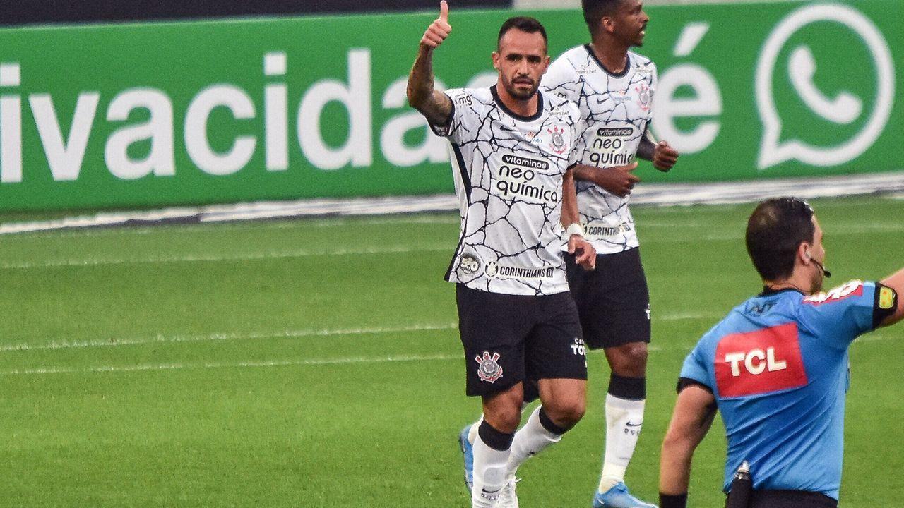Renato Augusto (Corinthians Sao Paulo) - Bildquelle: imago images/TheNews2