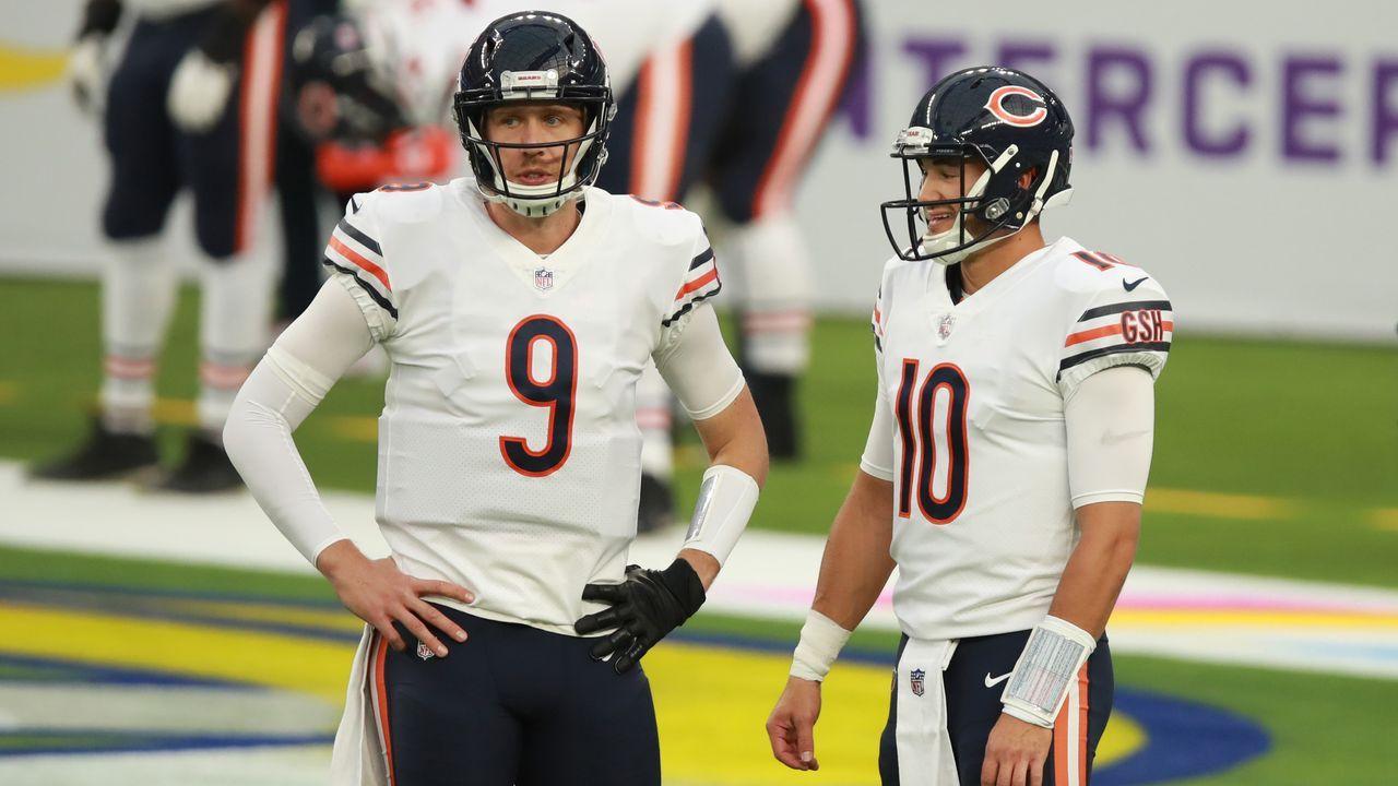 Chicago Bears: Die Ausgangslage auf Quarterback - Bildquelle: 2020 Getty Images