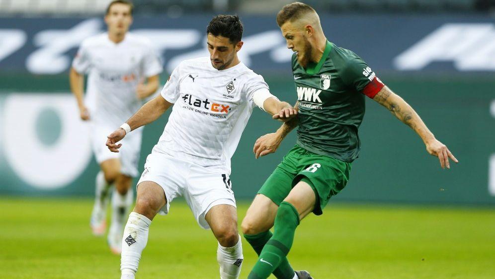 Gladbach spielt Unentschieden gegen Augsburg - Bildquelle: AFPSIDTHILO SCHMUELGEN