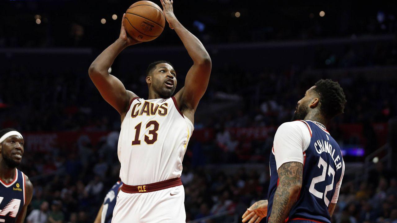 Platz 25: Cleveland Cavaliers - Bildquelle: imago
