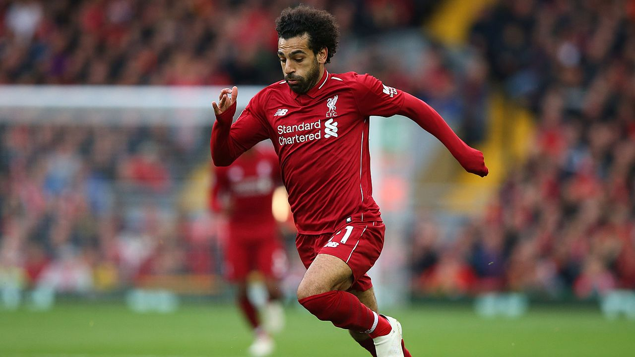 Mohamed Salah - Bildquelle: Getty Images