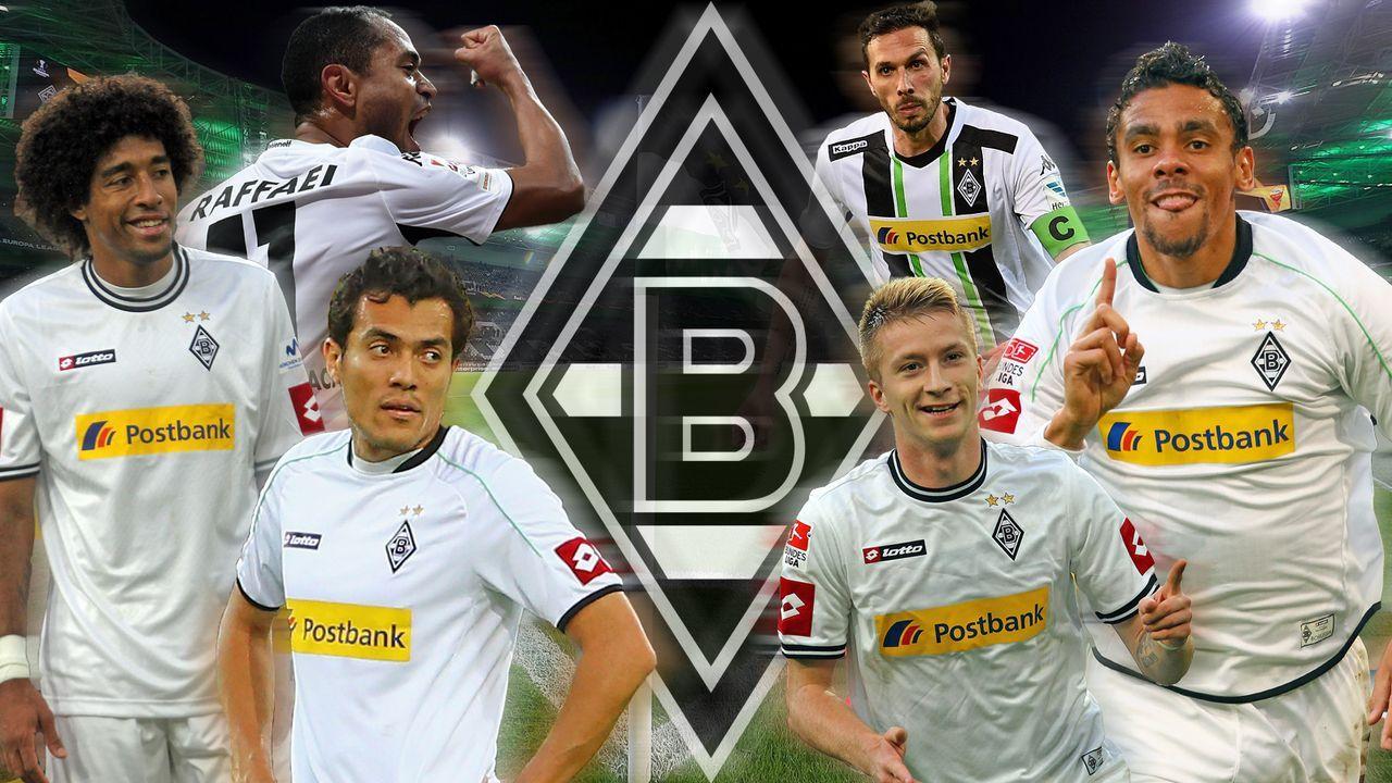 Borussia Mönchengladbach: Die Top-Elf seit dem Jahr 2000 - Bildquelle: 2019 Getty Images