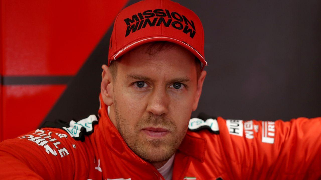 Verlierer: Sebastian Vettel - Bildquelle: 2020 Getty Images