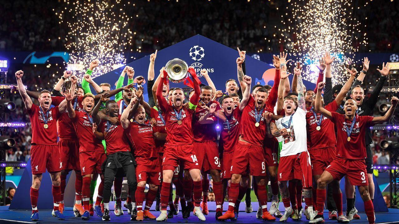 Topf 1: FC Liverpool - Bildquelle: 2019 Getty Images