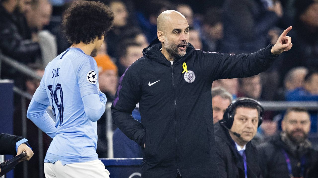 VERLIERER: Manchester City - Bildquelle: Imago