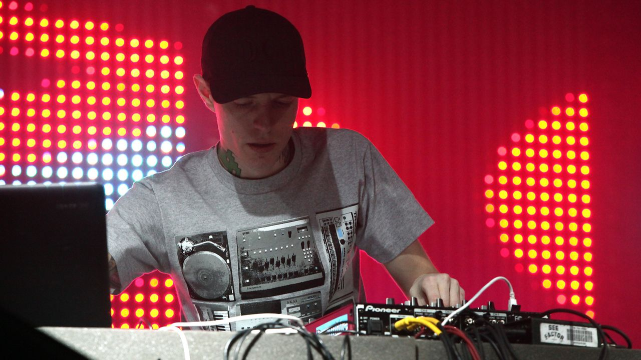 Deadmau5 – DJ - Bildquelle: Getty Images
