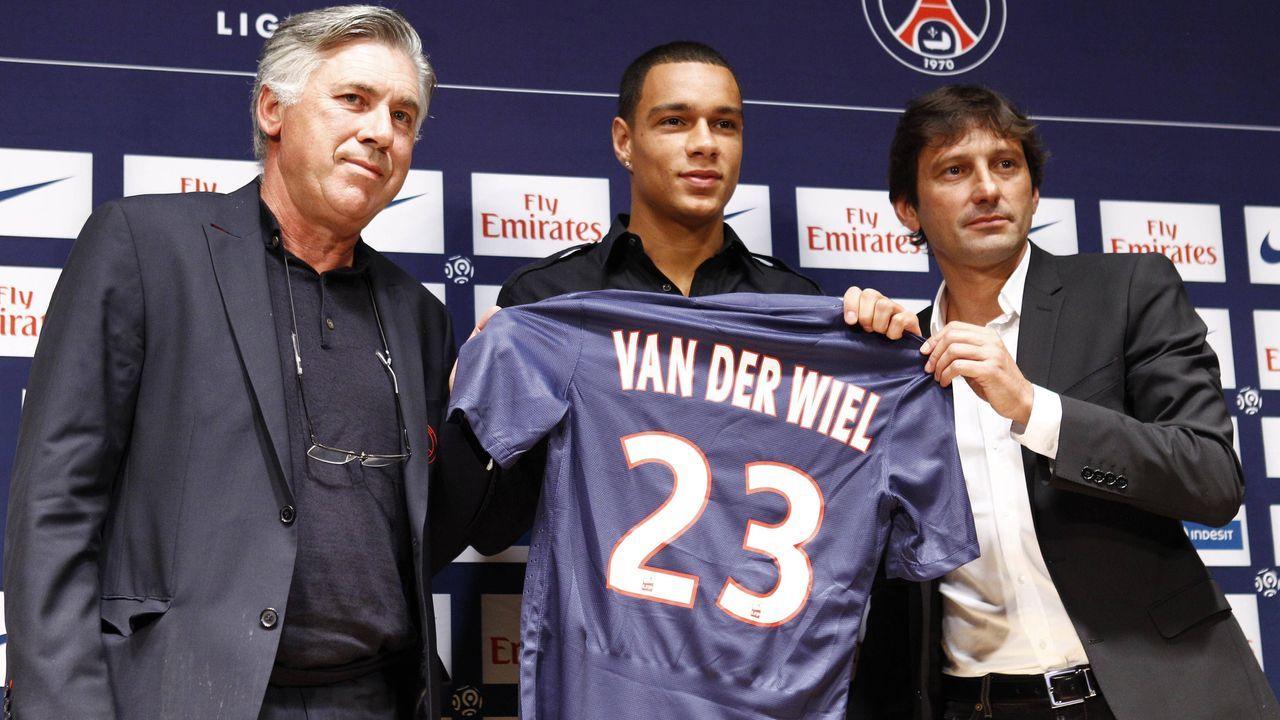 Wechsel zum ambitionierten Topklub PSG  - Bildquelle: imago sportfotodienst