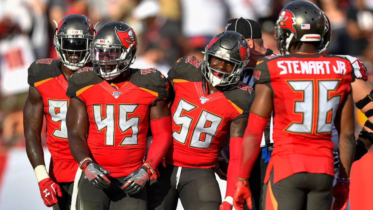 Tampa Bay Buccaneers (NFC South) - Bildquelle: imago images/Icon SMI