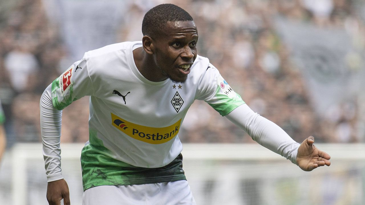 Ibrahima Traore (Borussia Mönchengladbach) - Bildquelle: imago images / Sven Simon