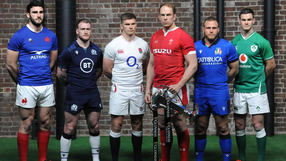"Beim ""Six Nations""-Turnier messen sich Europas beste Rugby-Nationen. - Bildquelle: imago"