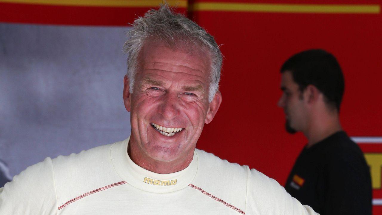Christian Danner (36-Formel-1-Rennen) - Bildquelle: imago/PanoramiC