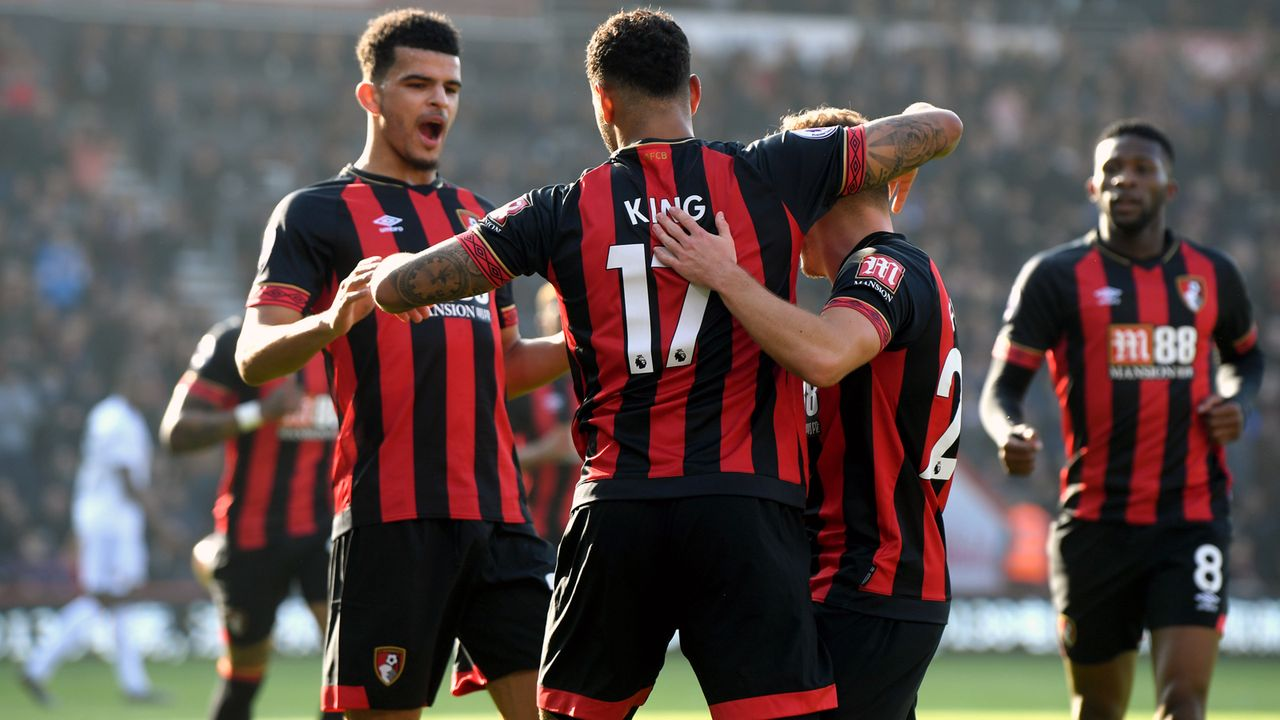 Platz 11 - AFC Bournemouth - Bildquelle: 2019 Getty Images
