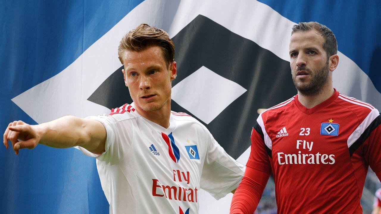 Hamburger SV: Die beste Elf seit 2010  - Bildquelle: imago images/Waldmüller