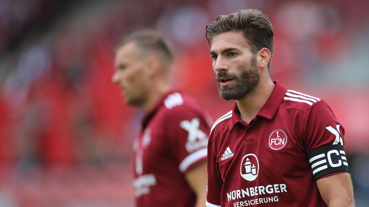 1. FC Nürnberg - Bildquelle: imago images/Fotostand