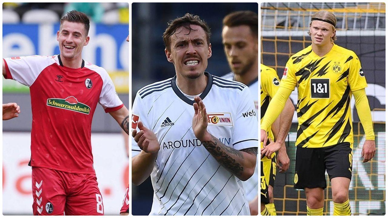 Schluss-Spurt: So stehen die Chancen der Mannschaften auf die Europa League - Bildquelle: Imago Images/Imago Images/Imago Images