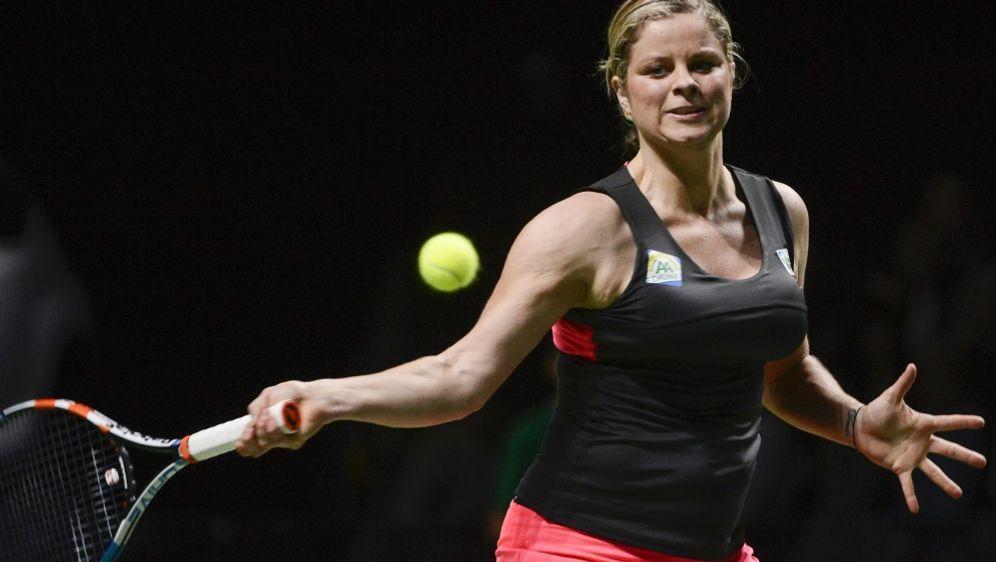 Kim Clijsters plant ein Comeback - Bildquelle: AFPSIDDIRK WAEM