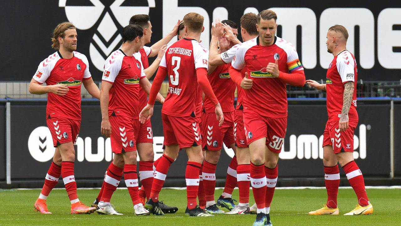 SC Freiburg - Bildquelle: Imago Images