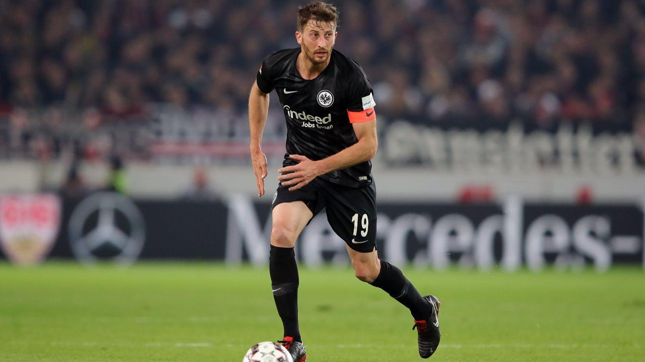 Eintracht Frankfurt - Bildquelle: 2018 Getty Images