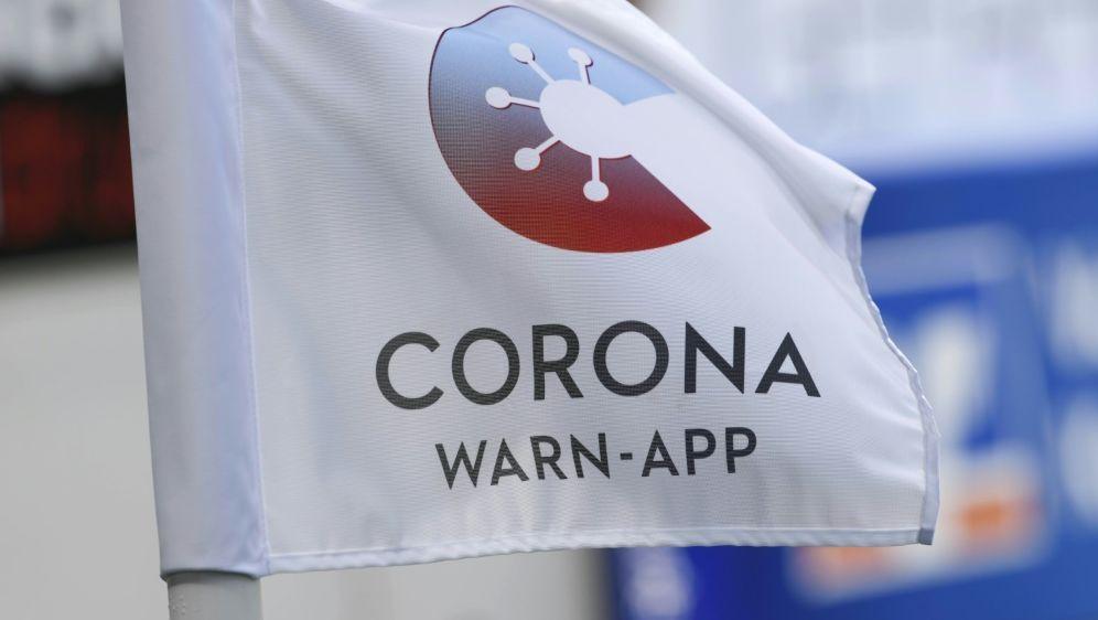 DHB und Landesverbände werben für Corona Warn-App - Bildquelle: AFPSIDTHOMAS KIENZLE