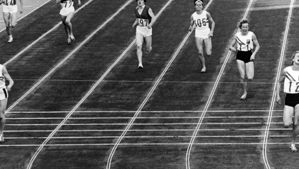 Leichtathlet Martin Lauer holte 1960 Olympia-Gold - Bildquelle: AFPSID-