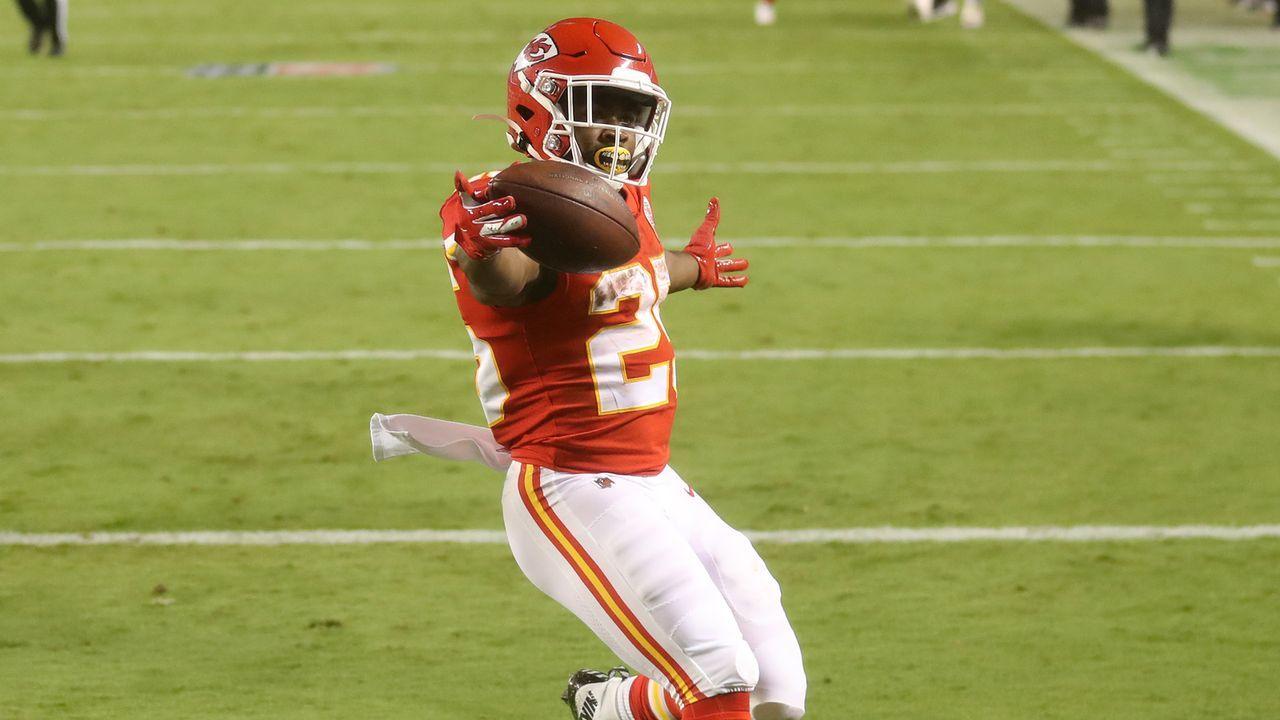 Clyde Edwards-Helaire (Running Back, Kansas City Chiefs) - Bildquelle: 2020 Getty Images